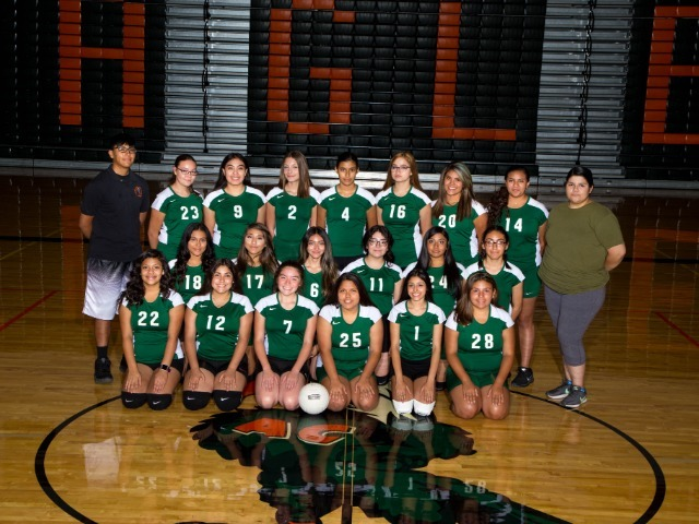 Girls C-Team Volleyball Gallery Images