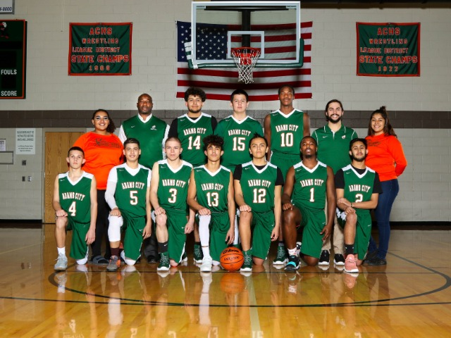 Boys Varsity Basketball 2017-2018