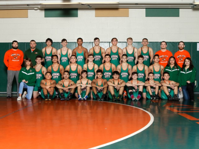 ACHS Eagles Varsity Wrestling