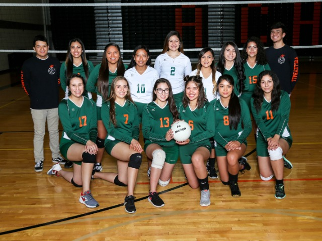 Volleyball 2017-2018