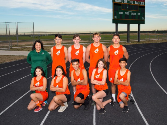 Cross Country 2017-2018