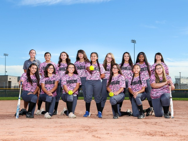 Girls Softball 2017-2018