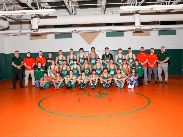 Wrestling Team 2018-2019
