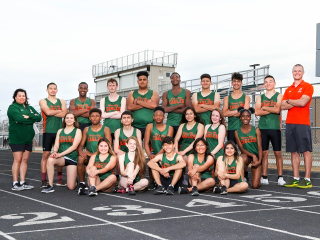 Coed Varsity Track and Field Gallery Images