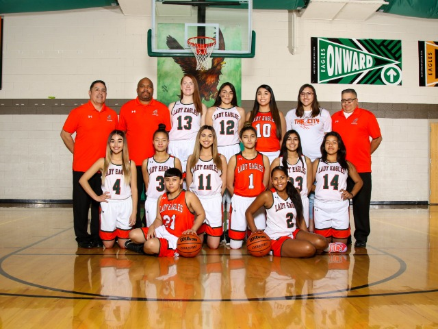 Girls Varsity Basketball 2018-2019