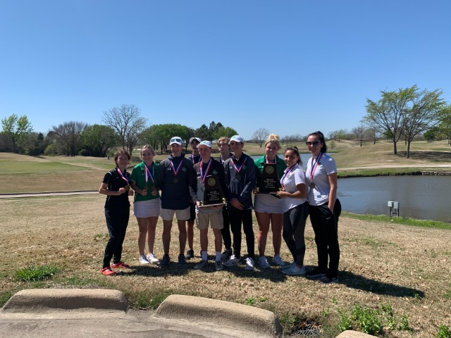 2021 District Golf Tournament