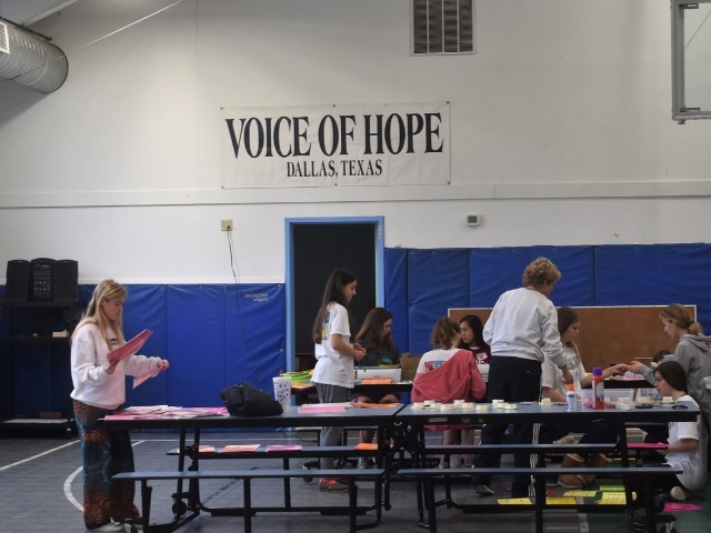 2019 Community Service Project - Voice of Hope - The Flashcard Group