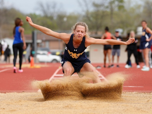 2019 Mesquite ISD Invitational - Junior Captain Olivia Conner - LJ