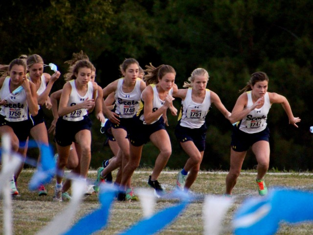 2020 Flower Mound Invitational Start
