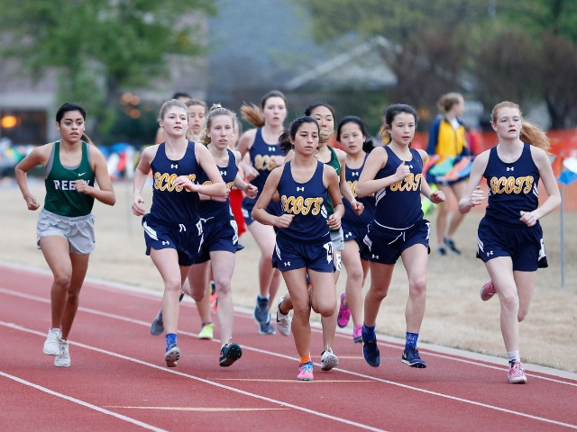 2019 Tracy Wills Invitational - JV 3200 M Run