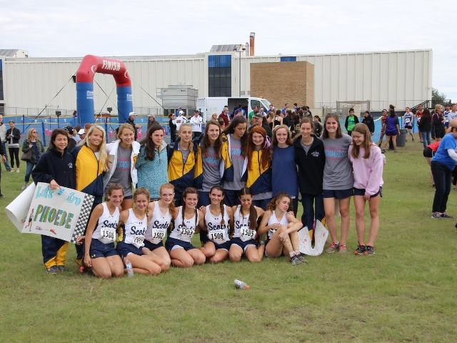 2018 Region II-5A Runner-Up - Lady Scots Cross Country