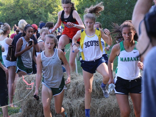 2018 Greenhill Relays - Sophomore Adelaide Aiken