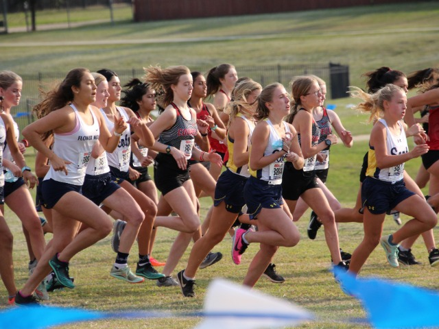 2020 Flower Mound Invitational JV Start