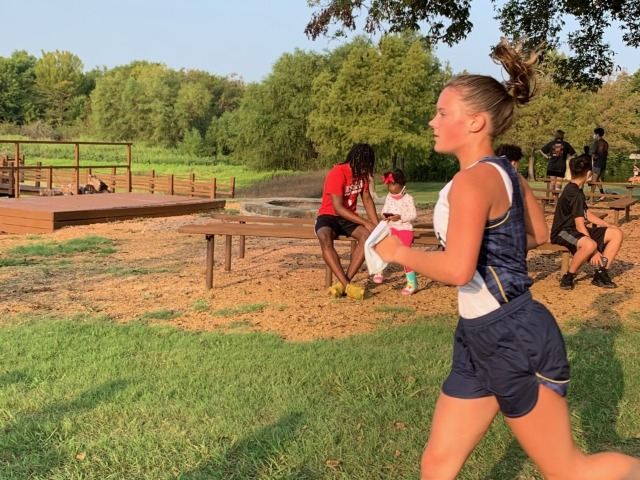2020 Mesquite ISD JV Meet 1 - Carly Steves
