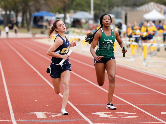 2019 Tracy Wills Invitational - Freshman Shelby Pettit - 4 x 100 M Relay