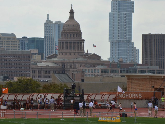 2019 Texas Relays - Senior Captain Maddy Stephens - SMR