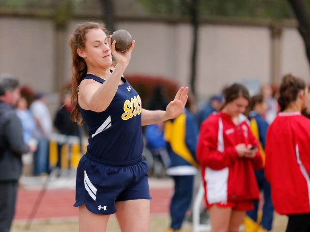 2019 Tracy Wills Invitational - Sophomore Ella Patterson - Shot Put