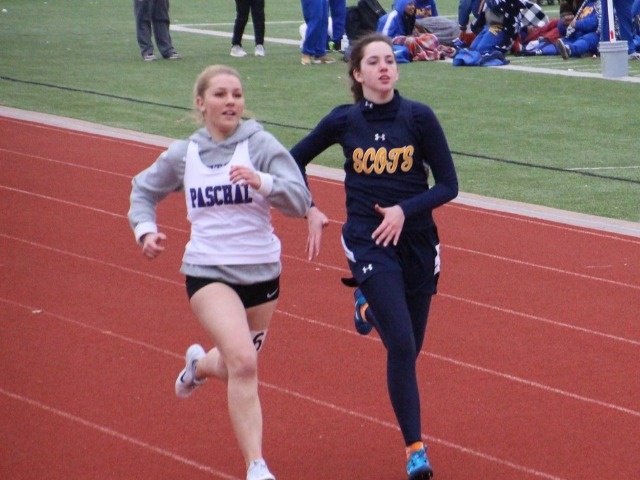 2019 Legacy Bronco Relays - Senior Lily Marchetto - 200 M Dash