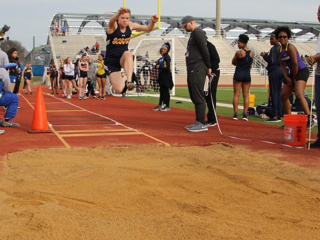 2019 Richardson Invitational - Junior Kate Allen - LJ