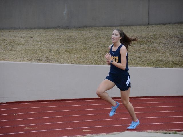 2019 Dual Meet - Junior Margaret Kemp - 800 M Run