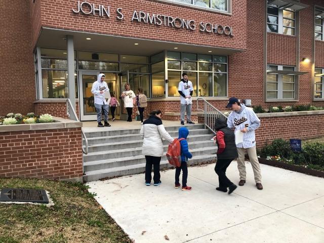 MTS Elementary Visit