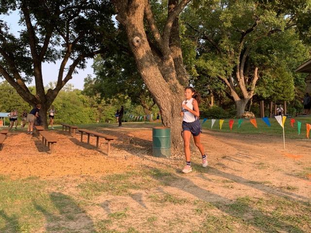 2020 Mesquite ISD JV Meet 1 - Zoe Wilcox