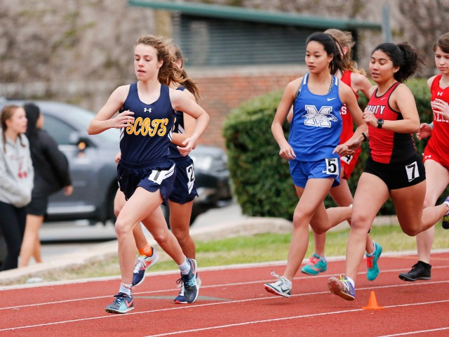 2019 Tracy Wills Invitational - Sophomore Cameron Fawcett - 3200 M Run