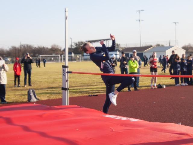 2019 McKinney Boyd Relays - Sophomore Caroline Morton - High Jump