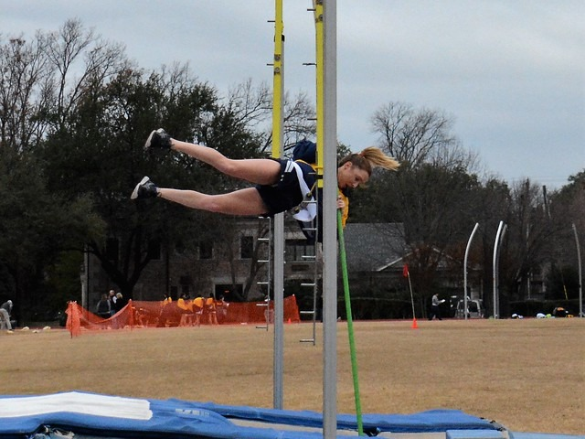 2019 Dual Meet - Junior Breanne Spence - Pole Vault