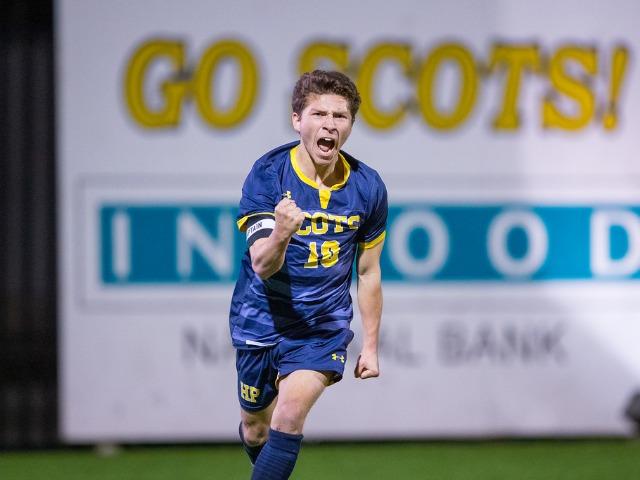 HP Scots Soccer - 2020