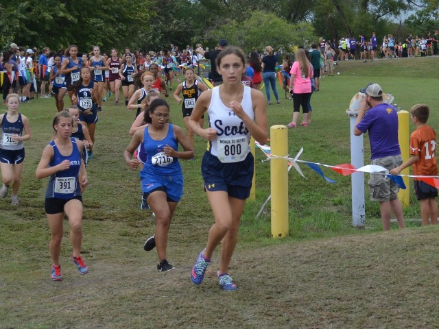 2018 McNeil Invitational - JV Division - Senior Sophie Jones