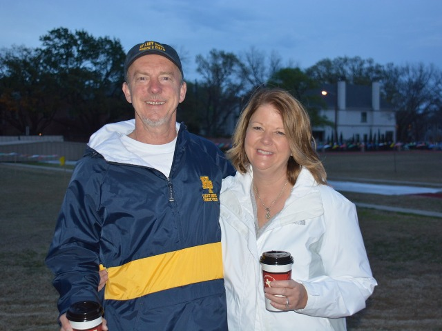 2019 Tracy Wills Invitational - Captain Parents - Mr. and Mrs. Connor