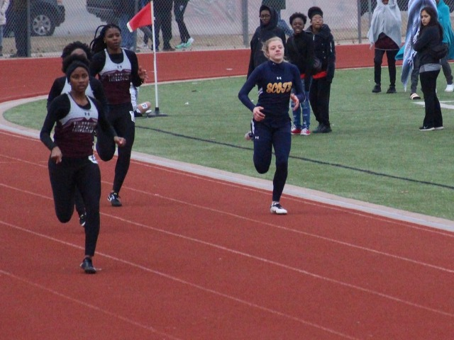 2019 Legacy Bronco Relays - Junior Alie Lavish - 200 M Dash