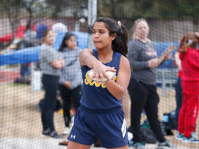 2019 Tracy Wills Invitational - Sophomore Dharma Kikkeri - Discus