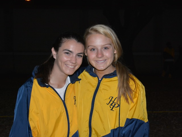 2019 Tracy Wills Invitational - Senior Captains Maddy Stephens and Claire Kozmetsky