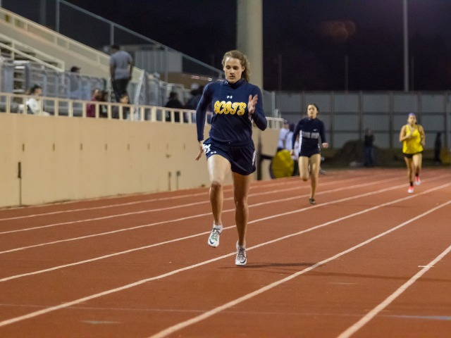 2019 Richardson Invitational - Sophomore Ella Patterson - 400 M Dash