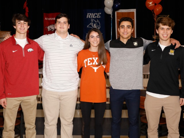 HP Scots Sign Letters of Intent - Winter 2019
