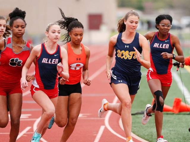 2019 Mesquite ISD Invitational - Junior Margaret Kemp - 800 M Run