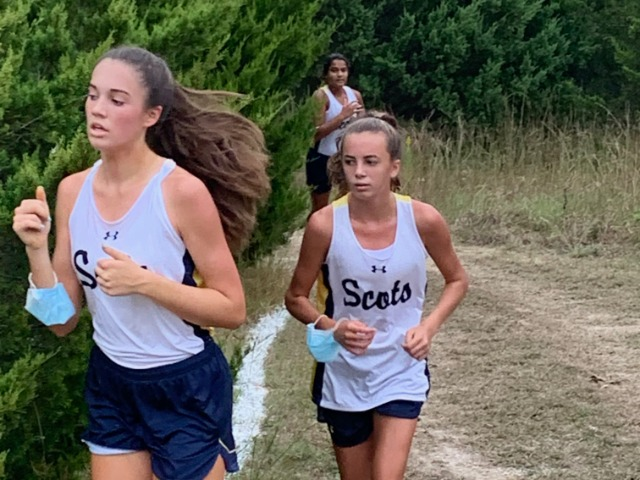 2020 Mesquite ISD JV Meet 3 - Mary Margaret, Adalyn, & Dharma