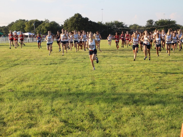 2018 Birdville Invitational - JV Start of Race