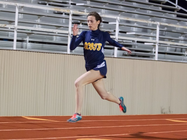2019 Richardson Invitational - Junior Margaret Chambless - 400 M Dash