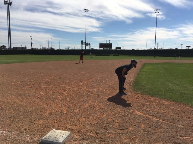 2017 Viking Baseball Alumni Game