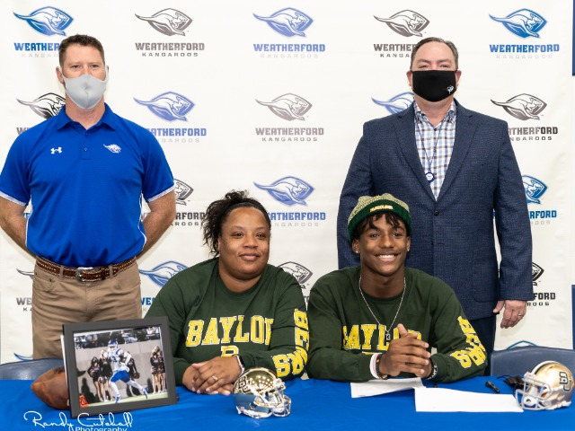 Signing Day for Cisco Caston