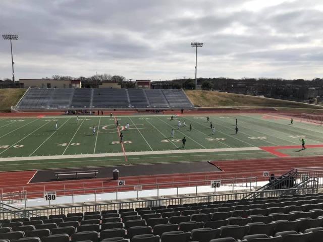 vs Cedar Hill 1/8/2021