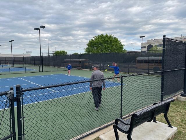 District Tennis 2021