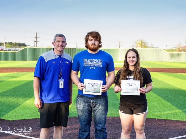 Athletes of the Month March 2021