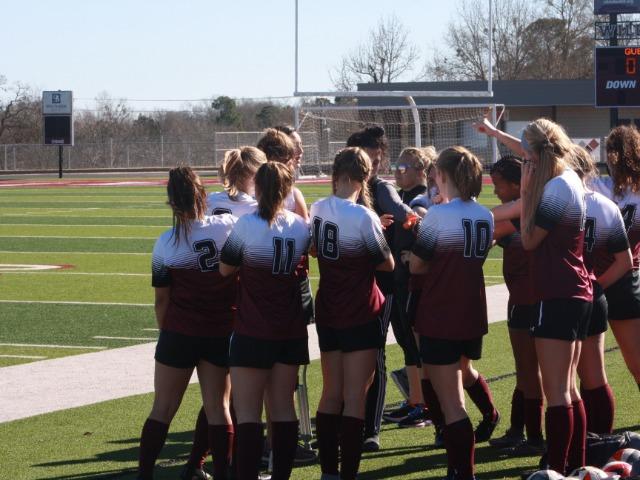 Lady Wildcat Soccer vs Texas High
