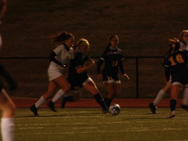 Lady Wildcat Soccer vs Pine Tree