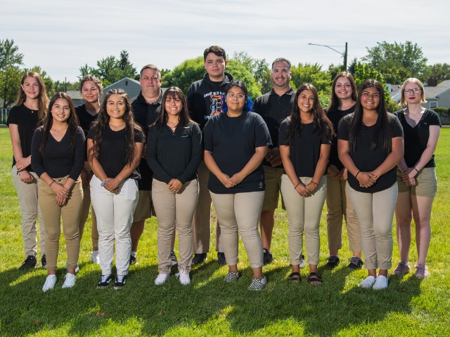 Coed Varsity Athletic Training Gallery Images