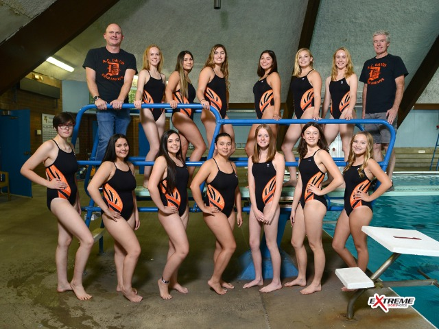 Girls Varsity Swimming Gallery Images